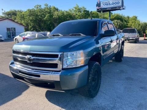 2010 Chevrolet Silverado 1500 for sale at Mars auto trade llc in Kissimmee FL