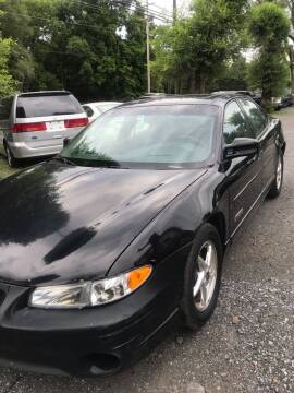 2003 Pontiac Grand Prix for sale at PREOWNED CAR STORE in Bunker Hill WV