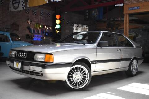 1986 Audi Coupe for sale at Chicago Cars US in Summit IL