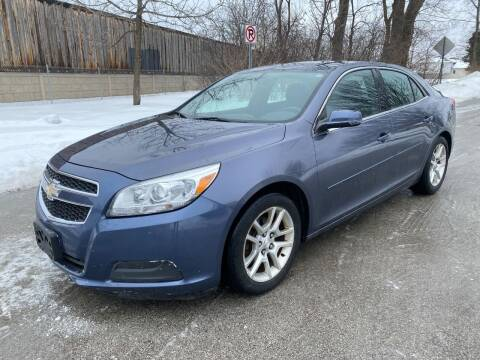 2013 Chevrolet Malibu for sale at Posen Motors in Posen IL