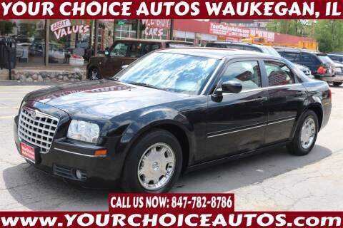 2005 Chrysler 300 for sale at Your Choice Autos - Waukegan in Waukegan IL