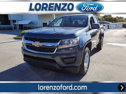 2020 Chevrolet Colorado for sale at Lorenzo Ford in Homestead FL