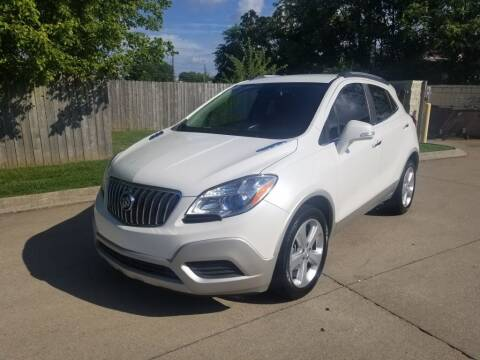 2016 Buick Encore for sale at Harold Cummings Auto Sales in Henderson KY