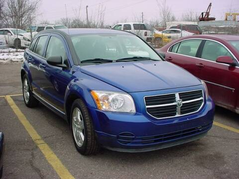 2009 Dodge Caliber for sale at VOA Auto Sales in Pontiac MI