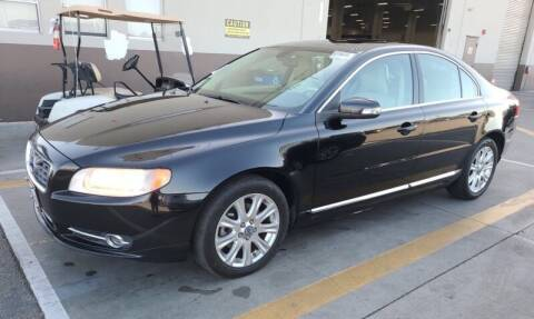 2010 Volvo S80 for sale at SoCal Auto Auction in Ontario CA