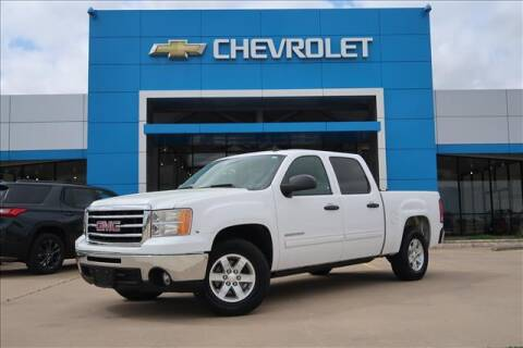2012 GMC Sierra 1500 for sale at Lipscomb Auto Center in Bowie TX