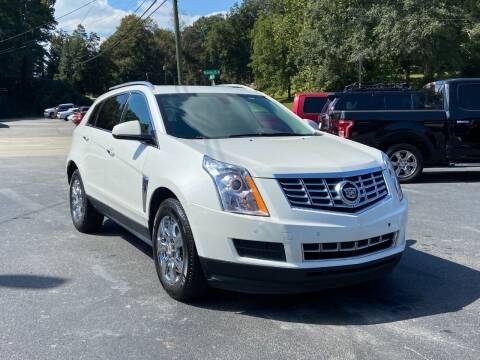 2014 Cadillac SRX for sale at Luxury Auto Innovations in Flowery Branch GA