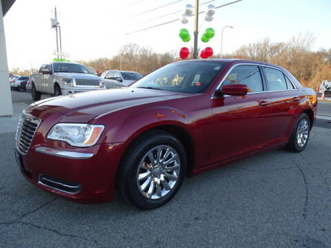 2012 Chrysler 300 for sale at KING RICHARDS AUTO CENTER in East Providence RI