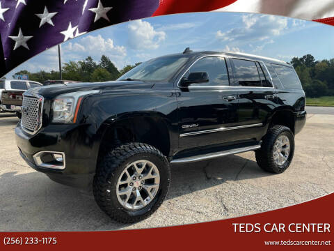 2017 GMC Yukon for sale at TEDS CAR CENTER in Athens AL