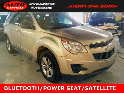 2013 Chevrolet Equinox for sale at Auto Express in Lafayette IN