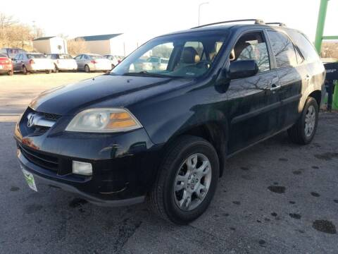 2004 Acura MDX for sale at Independent Auto in Belle Fourche SD