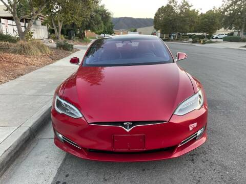 2017 Tesla Model S for sale at Faith Auto Sales in Temecula CA