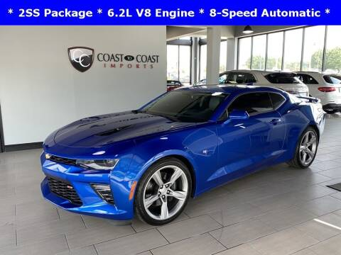 2018 Chevrolet Camaro for sale at Coast to Coast Imports in Fishers IN
