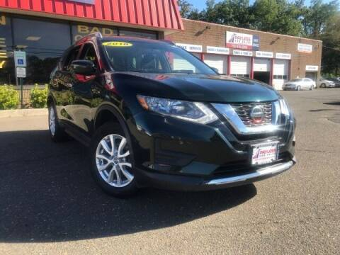2018 Nissan Rogue for sale at Payless Car Sales of Linden in Linden NJ