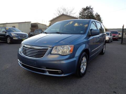 2012 Chrysler Town and Country for sale at Supermax Autos in Strasburg VA