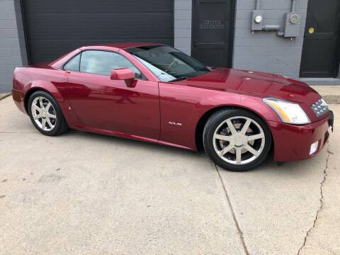 2007 Cadillac XLR for sale at Adrenaline Motorsports Inc. in Saginaw MI