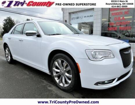 2019 Chrysler 300 for sale at Tri-County Pre-Owned Superstore in Reynoldsburg OH