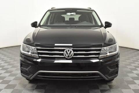 2021 Volkswagen Tiguan for sale at Southern Auto Solutions - Georgia Car Finder - Southern Auto Solutions-Jim Ellis Volkswagen Atlan in Marietta GA