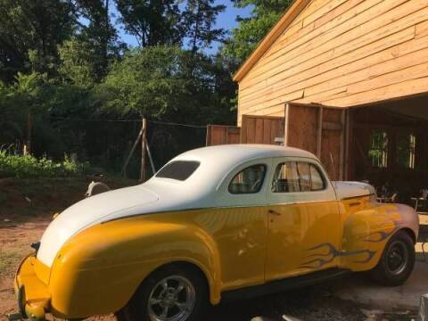 1940 Plymouth Business Coupe for sale at Classic Car Deals in Cadillac MI