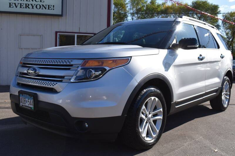 2014 Ford Explorer for sale at DealswithWheels in Hastings MN