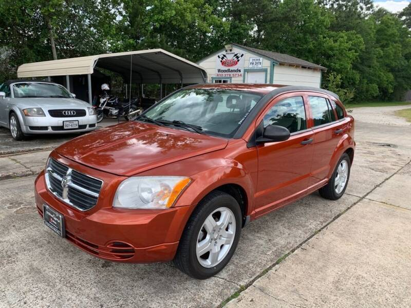 2008 Dodge Caliber for sale at AUTO WOODLANDS in Magnolia TX