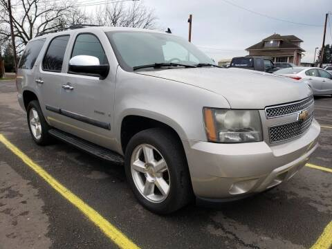 2008 Chevrolet Tahoe for sale at Low Price Auto and Truck Sales, LLC in Brooks OR