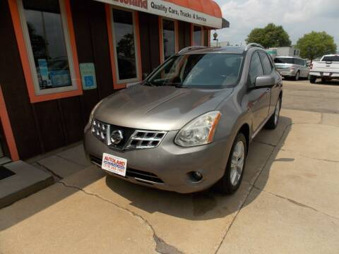 2012 Nissan Rogue for sale at Autoland in Cedar Rapids IA