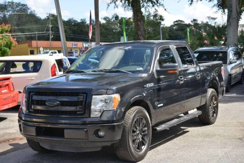 2013 Ford F-150 for sale at Motor Car Concepts II - Kirkman Location in Orlando FL