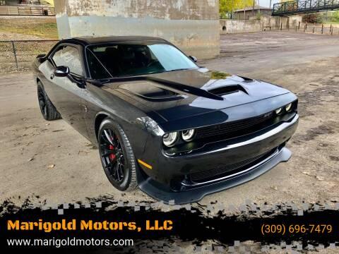 2017 Dodge Challenger for sale at Marigold Motors, LLC in Pekin IL