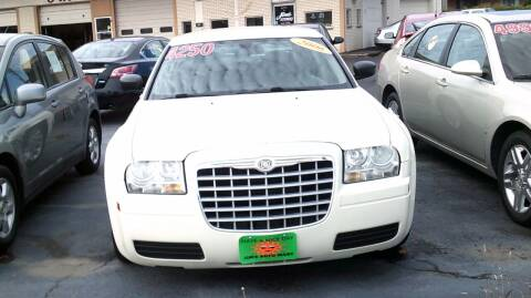 2006 Chrysler 300 for sale at JIMS AUTO MART INC in Milwaukee WI