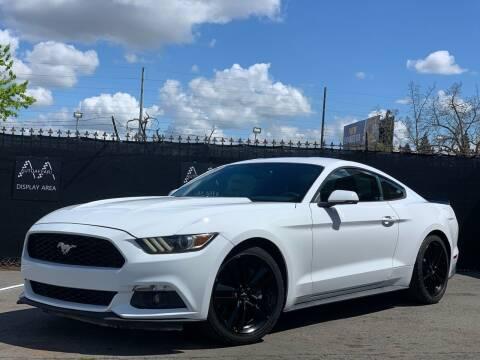 2016 Ford Mustang for sale at AutoAffari LLC in Sacramento CA