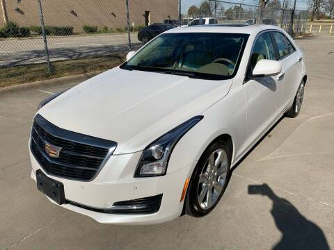 2015 Cadillac ATS for sale at Sima Auto Sales in Dallas TX