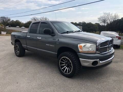 2006 Dodge Ram Pickup 1500 for sale at Hi-Tech Automotive - Oak Hill in Austin TX