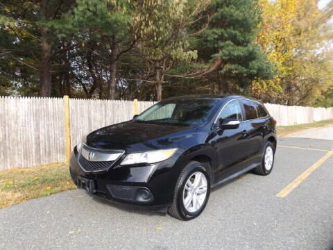 2013 Acura RDX for sale at Wayland Automotive in Wayland MA
