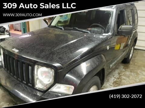 2010 Jeep Liberty for sale at 309 Auto Sales LLC in Harrod OH