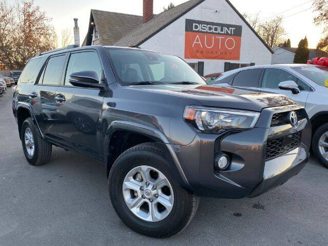 2020 Toyota 4Runner for sale at Discount Auto Brokers Inc. in Lehi UT