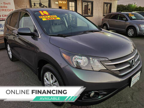 2014 Honda CR-V for sale at Super Cars Sales Inc #1 in Oakdale CA