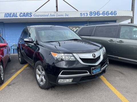 2012 Acura MDX for sale at Ideal Cars in Hamilton OH