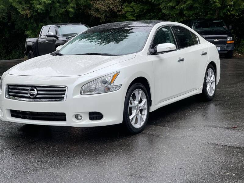 2014 Nissan Maxima for sale in Federal Way, WA