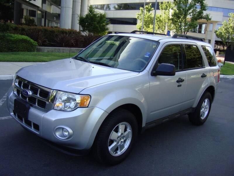 2012 Ford Escape for sale at UTU Auto Sales in Sacramento CA