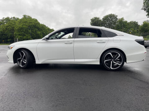 2018 Honda Accord for sale at Beckham's Used Cars in Milledgeville GA