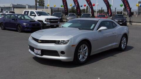 2015 Chevrolet Camaro for sale at Choice Motors in Merced CA