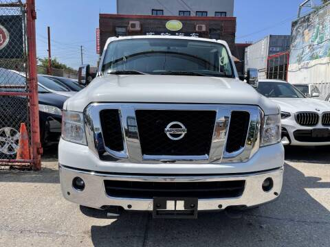 2018 Nissan NV Passenger for sale at TJ AUTO in Brooklyn NY