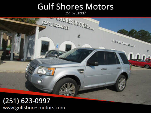 2009 Land Rover LR2 for sale at Gulf Shores Motors in Gulf Shores AL