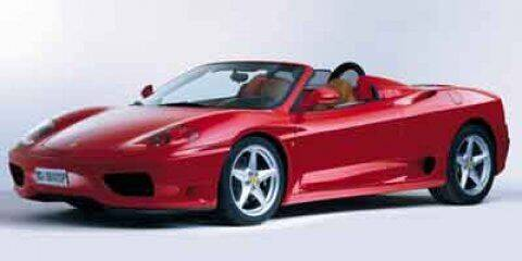 2003 Ferrari 360 Spider for sale at Mercedes-Benz of Daytona Beach in Daytona Beach FL