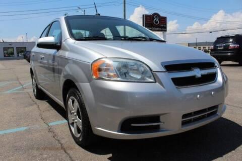2011 Chevrolet Aveo for sale at B & B Car Co Inc. in Clinton Twp MI