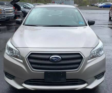 2015 Subaru Legacy for sale at Berkshire Auto & Cycle Sales in Sandy Hook CT