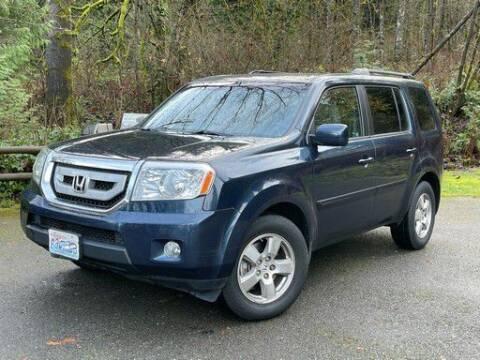 2011 Honda Pilot for sale at Halo Motors in Bellevue WA