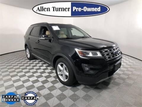 2016 Ford Explorer for sale at Allen Turner Hyundai in Pensacola FL