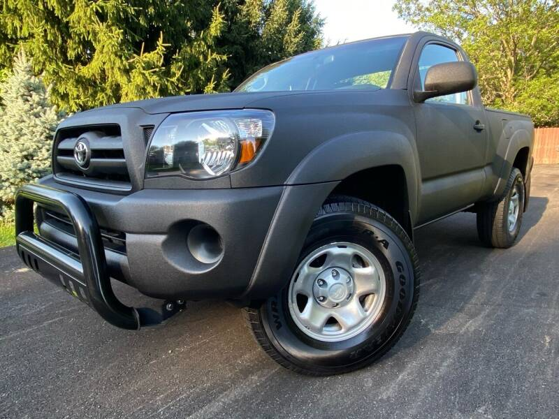 2005 Toyota Tacoma for sale at Carmel Truck & Auto in Carmel IN